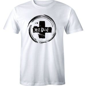 Medic Emergency Medical Services First Aid T-shirt
